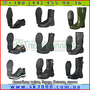 Спецобувь: ботинки,  берцы,  туфли,  сапоги от производителя