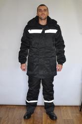 Спецодежда зимняя - Куртки и костюмы от производителя без посредников